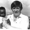 Leahy's service included many trips to help the underprivileged in Jamaica. SUN FILE PHOTO