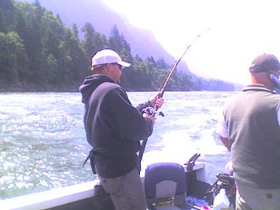 Fishing trip - August, 2008