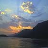 Sunrise at Beacon rock