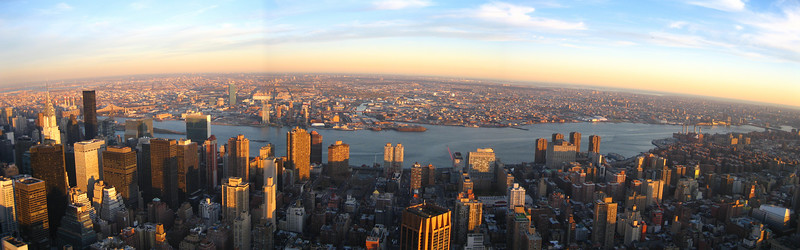 Empire State Building - Eastern View