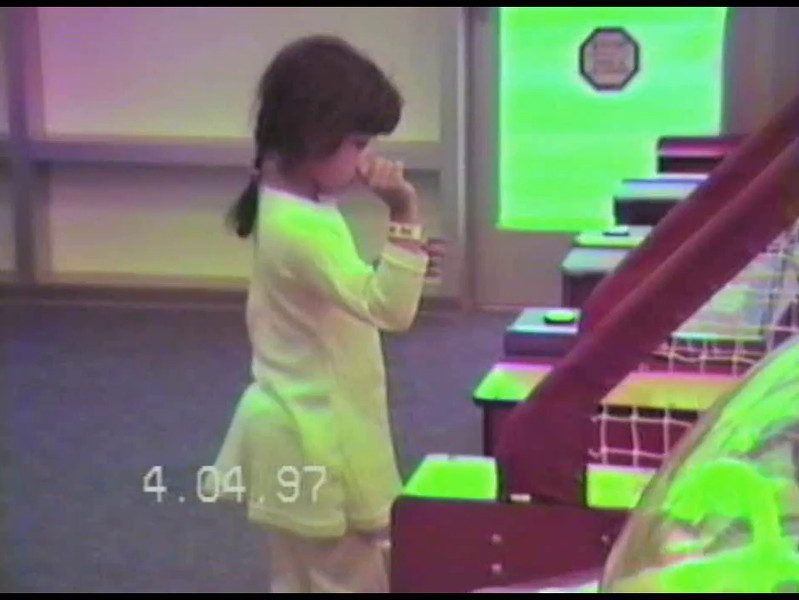 Video Archive Clip 1997 (4) - Yaden, Alexandria R. - Alex's 7th Birthday (April 4) - Mansfield, OH - Jacob (Age 12), Steven (Age 8) - Original VHS Series (7 min)