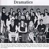 "Dan Yaden, Sr. - 1970 (Spring) - Age 16 - Last row, 2nd from right - Dramatics Club - Selah High School - Selah, WA - From 1970 ""Fruitspur"" Yearbook"