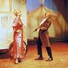 "Dan Yaden, Sr. - 1970 (May) - Age 16 - As Dr. Glass in ""Carnival"" - With Lori Herzig as The Incomparable Rosalie - Selah High School - Selah, WA"