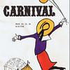 "Dan Yaden, Sr. - 1970 (May) - Age 16 - ""Carnival"" Program Cover - Selah High School - Selah, WA"