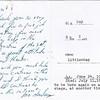 "Dan Yaden, Sr. - 1970 (July) - Age 16 - Closing night note from director David Hardaway - ""Stop The World, I Want To Get Off"" - Yakima Little Theatre - Yakima, WA"