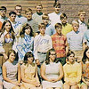"""Dan Yaden, Sr. - 1970 (Spring) - Age 16 - 2nd row, 5th from right - Student Government Legislative Branch - Selah High School - Selah, WA - From 1970 """"Fruitspur"""" Yearbook"""