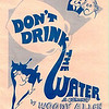 "Dan Yaden, Sr. - 1970 (November) - Age 16 - Program cover for ""Don't Drink The Water"" - Dan played role of ""Burns"" - Yakima Little Theatre - Yakima, WA"