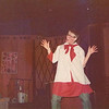 """Dan Yaden, Sr. - 1973 (Feb) - Age 18 - As Ronnie Shaughnessy in """"The House of Blue Leaves"""" - Kendall Hall Auditorium - Yakima Valley College - Yakima, WA"""