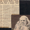 Dan Yaden, Sr. - 1973 (May) - Age 19 - Article from the Yakima Herald Republic - Yakima, WA
