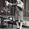 "Dan Yaden, Sr. - 1973 (April) - Age 19 - As Harpagon in ""The Miser"" - Promotional photo - Kendall Hall Auditorium - Yakima Valley College - Yakima, WA"