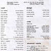 "Dan Yaden, Sr. - 1976 (April) - Age 22 - As Billy Bibbit in ""One Flew Over The Cuckoo's Nest"" - Program (upper portion) - Glenn Hughes Playhouse - University of Washington - Seattle, WA"