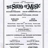 "Dan Yaden, Sr. - 1978 (June) - Age 24 - As Rolf in ""The Sound Of Music"" - Program title page  - Pocono Playhouse - Mountainhome, PA"
