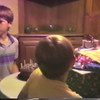 Video Archive Clip 1988 (4) - Yaden, Daniel C. Jr. - Danny's 10th Birthday (April 20, 1988) - Beaton Lake Estates Home - Corsicana, TX - Matthew (Age 7), Jacob (Age 3) - Original VHS (6 min 58 sec)