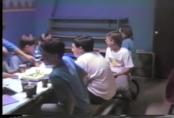 Video Archive Clip 1990 (4) - Yaden, Daniel C. Jr. - Danny's 12th Birthday (April 20) - Corsicana, Texas - Matthew (Age 8), Jacob (Age 5), Steven (Age 1 yr 11 mos) - Mixed Relations Series - Edited in April 1990 (7 min 23 sec)