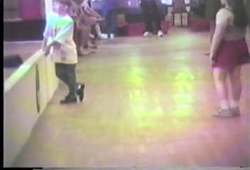 "Video Archive Clip 1996 (5) - Yaden, Steven R. - Steven (age 7) Clogs to ""Old MacDonald"" Routine - Possum Holler Clogging Workshop - Fontana, NC - Clogging Memoirs Series (4 min 21 sec)"