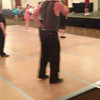 "Video Archive Clip 2014 (May 24) - Yaden, Steven R. - Age 26 - Steven learns the ""Roots"" routine - Memorial Day Spectacular Clogging Workshop - Cincinnati, OH - Clogging Memoirs Series (3 min 24 sec)"
