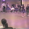 "Video Archive Clip 1996 (3) - Yaden Clogging - Julie (middle row, right side), Jacob (age 11; front row, far left) & Steven (age 7; middle row, far right) Clog to ""Doreen"" - Buckeye Country Cloggers - Bellville, OH - Clogging Memoirs Series (2 min 38 sec)"