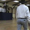 Video Archive Clip 1998 (November 14) - Yaden Clogging - Julie, Jake (age 14), and Steve (age 10) perform with the rest of the Free Spirit Cloggers in a medley of Jeff Driggs routines as a tribute to the Hall of Fame clogger/instructor/choreographer - Free Spirit Cloggers Springlake Clogging Workshop - Akron, OH - Clogging Memoirs Series (8 min 50 sec)