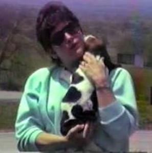 Dan and Julie Pets 1989