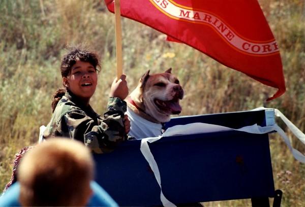 Dan and Julie Pets 2001