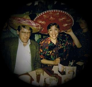 Dan and Julie Photos 1994