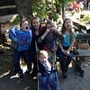Goofy Yaden Cousins - October 20, 2013 - Nashville, IN<br /> <br /> L to R:<br /> <br /> Jake (age 6) - Son of Jake & Kristi Yaden<br /> Alyssa (age 11 in two days) - Daughter of Dan & Trish Yaden<br /> Taylor (age 8) - Daughter of Dan & Trish Yaden<br /> Kylie (age 7) - Daughter of Dan & Trish Yaden<br /> Cole (in stroller, age 18 mos) - Son of Dan & Trish Yaden