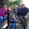Julie & Dan Yaden (both age 59) with the Indiana & Ohio Grandkids - October 20, 2013 - Nashville, IN<br /> <br /> Kids L to R:<br /> <br /> Alyssa (age 11 in two days) - Daughter of Dan & Trish Yaden<br /> Kylie (age 7) - Daughter of Dan & Trish Yaden<br /> Cole (in stroller, age 18 mos) - Son of Dan & Trish Yaden <br /> Taylor (age 8) - Daughter of Dan & Trish Yaden<br /> Jake (age 6) - Son of Jake & Kristi Yaden