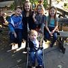 Yaden Cousins - October 20, 2013 - Nashville, IN<br /> <br /> L to R:<br /> <br /> Jake (age 6) - Son of Jake & Kristi Yaden<br /> Alyssa (age 11 in two days) - Daughter of Dan & Trish Yaden<br /> Taylor (age 8) - Daughter of Dan & Trish Yaden<br /> Kylie (age 7) - Daughter of Dan & Trish Yaden<br /> Cole (in stroller, age 18 mos) - Son of Dan & Trish Yaden