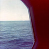 "Yaden, Dan Sr. - 1977 (September) - Porthole view from Dan's room on the Rotterdam cruise ship (Holland America Line) - ""The Fantastiks"" Theatre Tour from New York Harbor to Bermuda & The Bahamas"