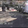 Video Archive Clip 2010 (Nov 26) - Yaden, Dan & Julie - Age 56 - Matt (age 29) plays videographer on the day following Thanksgiving at the Estes Park Christmas parade - Jaycene (age 5), Little Jake (age 3), Jake, Sr. (age 26) & Kristi - Estes Park, CO - Original VHS Series (10 min 56 sec)