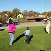 Video Archive Clip 2013 (Oct 20) - Yaden Families - Hanging out at the park after a clogging workshop - Nashville, IN (4 min 26 sec) <br /> <br /> Grandparents:  Dan & Julie Yaden (age 59)<br /> <br /> Dan, Jr. (age 35) & Trish Yaden:  Alyssa (age 11), Taylor (age 8), Kylie (age 7), Cole (age 18 mos)<br /> <br /> Jake (age 29) & Kristi Yaden:  Jacob, Jr. (age 6)<br /> <br /> Steve Yaden (age 25)
