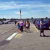 Video Archive Clip 2014 (May 25) - Yaden Family - The Yaden families of Colorado, Indiana, and Ohio spend the day at Kings Island amusement park - Cincinnati, OH (6 min 49 sec)