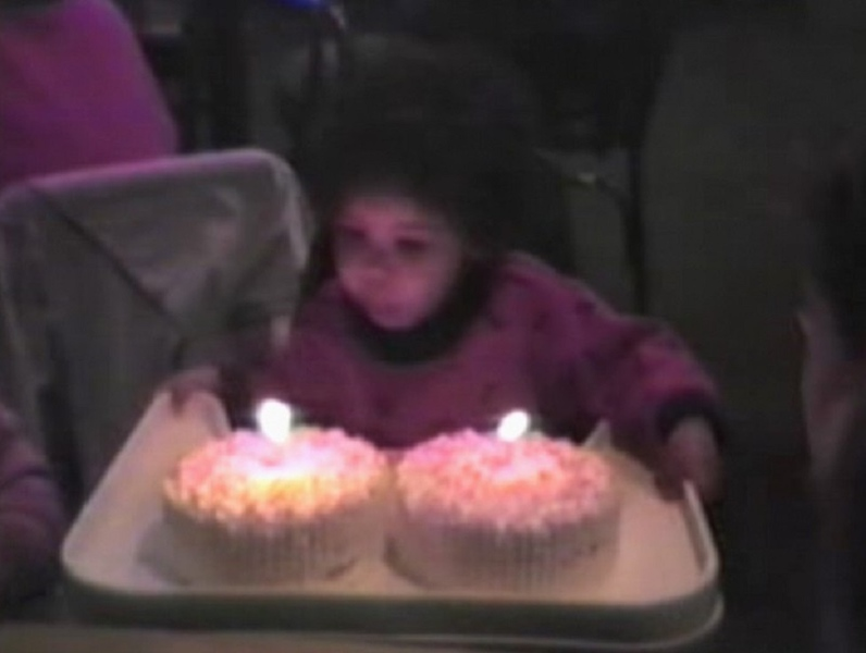 Alex's 2nd birthday