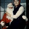 Photo 1970:  WINNER!  Creepiest Santa Photo Award