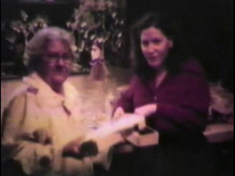 Video Archive Clip 1979 (Dec) - Yaden, Dan & Julie (both age 25) - Danny (age 20 mos) at both the Schreiner and Yaden households over the Christmas holiday - Yakima & Selah, WA - 8mm Series (17 min 1 sec)