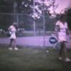 Video Archive Clip 1980 (June) - Yaden Family - Larson Park Tennis - Yakima, WA - Danny (age 2) with Grandma Betty (age 52), Grandpa Dave (age 59), Aunt Pauli (age 22) & Aunt Susan (age 29) - Brief glimpses of Great Aunts Evelyn (age 63) & Harriett (age 62) at end of clip - 8mm Series (2 min 20 sec)