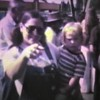 Video Archive Clip - 1980 (Sept) - Yaden, Dan & Julie (both age 26) - Danny (age 2) at the Central Washington State Fair and in Halloween Costume - Yakima, WA - Audio from September 25, 1980 - 8mm Series (3 min 3 sec)