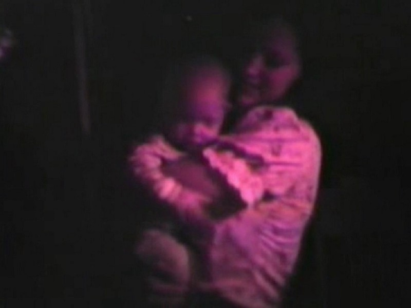 Video Archive Clip 1981 - Yaden, Dan & Julie - Yaden Time Warp:  1981 at a Glance - Yakima, WA - Dan & Julie (both age 27), Danny (age 3), Matthew (age birth to 4 mos)- 8mm Series (19 min 56 sec)