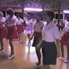 """Video Archive Clip 1987 (Aug) - Yaden Clogging - Julie (age 33, front row far right in dark skirt) dances the """"Neutron Dance"""" routine with her Tacoma clogging 'sisters from other misters' - Circle 8 Ranch Clogging Workshop - Cle Elum, WA (3 min 52 sec)"""