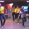 "Video Archive Clip 1987 (Oct) - Yaden Clogging - Julie (age 33, front row in yellow shirt/black skirt), Danny (age 9, next to Julie), and Dan (age 33, 2nd row in yellow shirt/white pants) dance the ""If You've Got The Money"" routine with instructor Dave Roe - Tri-Cities Clogging Workshop - Richland, WA (2 min)"