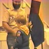 Video Archive Clip 1987 (Oct) - Yaden, Daniel C. Jr. - Danny (age 9) at Cub Scout awards event - Selah, WA - Mixed Relations Series - Edited in December 1992 (3 min 24 sec)