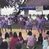 Video Archive Clip 1988 (Aug) - Yaden Clogging - Silver Creek Cloggers - Tri-Cities Performance - Tri-Cities, WA - Julie (age 34), Danny (age 10), Matthew (age 7) - Clogging Memoirs Series (2 min 8 sec)