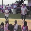 Video Archive Clip 1988 (Aug) - Yaden, Julie (age 34) & Danny (age 10) - Tri-Cities Performance - Tri-Cities, WA - Matthew (age 7) - Clogging Memoirs Series (4 min 43 sec)