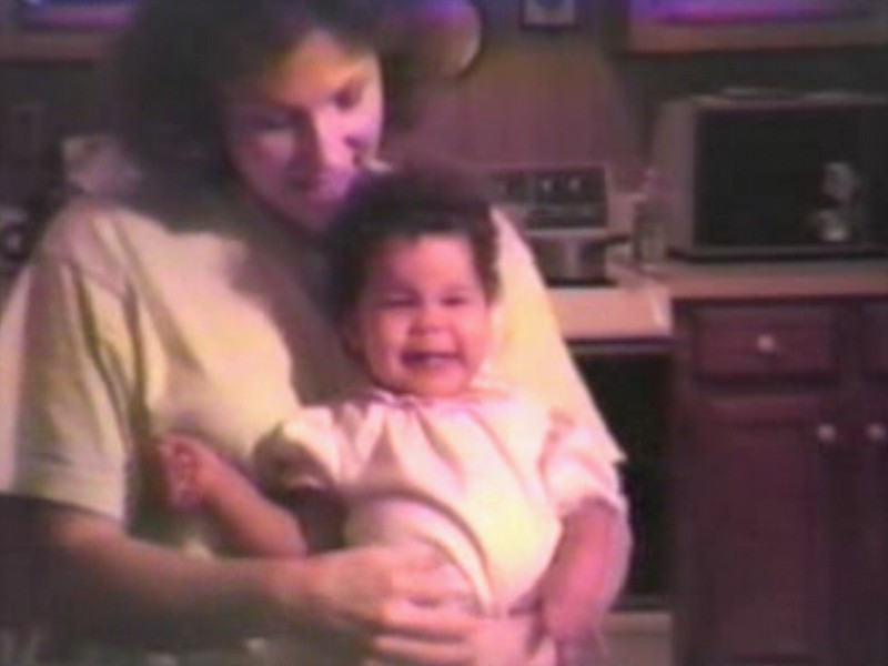 Video Archive Clip 1991 (Mar) - Yaden, Alexandria R. - Alex (age 11 mos) takes some steps - Beaton Lake Estates Home - Corsicana, TX - Danny (age 12), Matthew (age 9), Jacob (age 6), Steven (age 2) - Mixed Relations Series - Edited in March 1991 (3 min 1 sec)