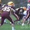 Video Archive Clip 1992 (Oct) - Yaden, Daniel C. Jr. - Danny (age 14, #85) plays school football - Cedarcrest Junior High School - Spanaway, WA - Matthew (age 11), Jacob (age 8), Steven (age 4), Alex (age 2) - Mixed Relations Series - Edited in November 1992 (9 min 14 sec)