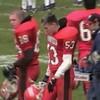 Video Archive Clip 1997 (Oct) - Yaden, Matthew J. - Age 16 - Matt plays JV football (#53, defense) for Mansfield Senior High School - Mansfield Senior Tygers vs Madison Rams at Madison High School - Mansfield, OH - Mixed Relations Series (19 min 36 sec)
