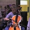 Video Archive Clip 1998 (Oct) - Yaden, Steven R. - Age 10 - Steve receives an academic award and plays his cello at the Brinkerhoff Honors Assembly - Brinkerhoff Elementary School - Mansfield, OH - Original VHS Series (5 min 4 sec)