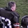 Video Archive Clip 1998 (Oct) - Yaden, Matthew J. - Age 17 - Matt (#53) plays varsity football for Mansfield Senior - Mansfield Senior High School (Tygers) vs Ashland High School (Arrows) at Arlin Field - Mansfield, OH - Danny (age 20, home on leave from Marine Corps), Jacob (age 14), Steven (age 10), Alex (age 8) - Mixed Relations Series (19 min 16 sec)