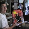Video Archive Clip 1999 (June) - Yaden, Matthew J. - Age 17 - Matt celebrates high school graduation with a Darth Maul party - Park Avenue West home - Mansfield, OH - Jacob (age 14), Steven (age 11), Alex (age 9) - Mixed Relations Series (6 min 54 sec)