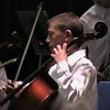 Video Archive Clip 2000 (Dec) - Yaden, Steven R. - Age 12 - Steven plays cello in the Christmas strings concert - Bob Kreutz, Orchestra Director - Walt Clark Middle School Auditorium - Loveland, CO - Original VHS Series (8 min 22 sec)